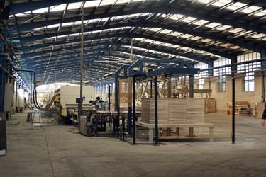 افتتاح طرح توسعه خط تولید پرسلان پولیش در ساوه