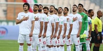 آخرین رده بندی فیفا| ایران همچنان در جایگاه اول آسیا و بیست و دوم جهان