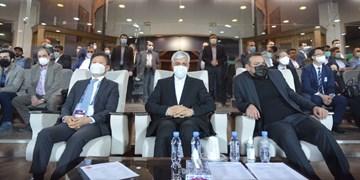 وزیر ورزش و جوانان تماشاگر دیدار ایران و کره جنوبی