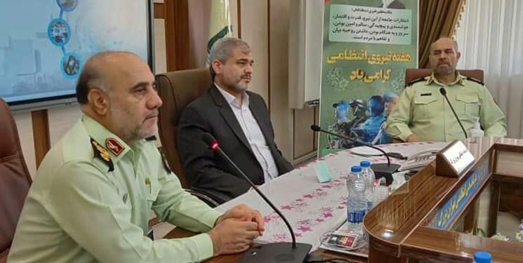 دیدار دادستان تهران با رییس پلیس/سردار رحیمی: وفاق و همدلی خوبی بین پلیس و دستگاه قضا برقرار است