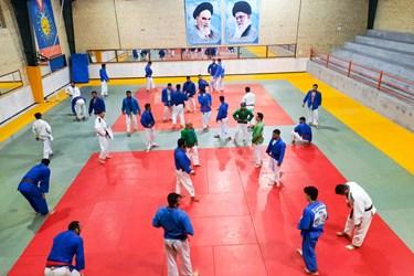 اردوی آمادهسازی تیم ملی کوراش در بجنورد
