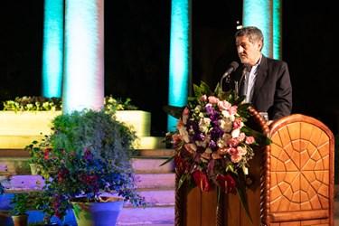 سخنرانی محمدهادی ایمانیه استاندار فارس در مراسم بزرگداشت یادروز حافظ شیرازی