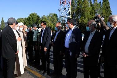 هفتمین سفر استانی رئیس جمهوری/ استان فارس