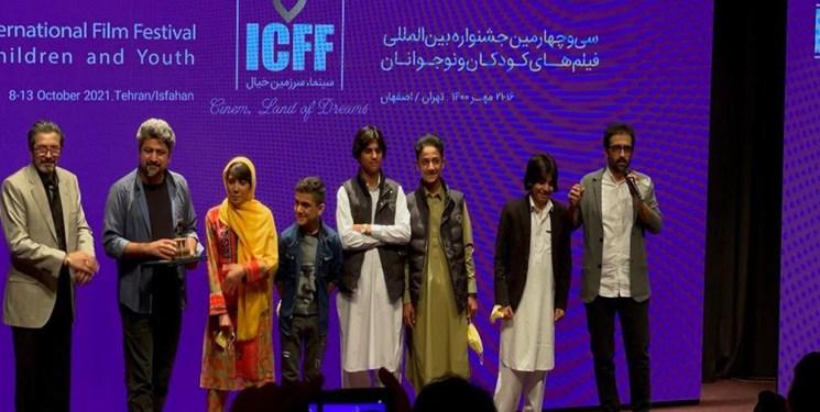 جایزه بهترین کارگردانی فیلم کودک به حسین ریگی از سیستان و بلوچستان تعلق گرفت