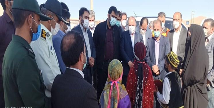 بازدید معاون روستایی رئیس جمهور  از محورهای مواصلاتی صفاشهر
