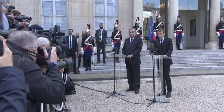 تاجيكستان،جمهور،فرانسه،رئيس