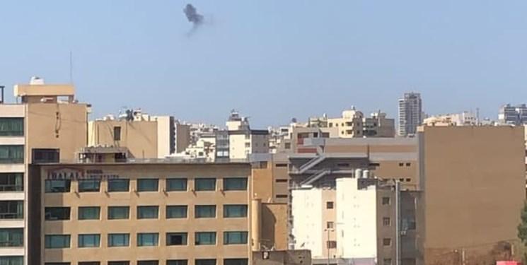 شنیده شدن صدای انفجار در بیروت؛ هشدار ارتش لبنان به افراد مسلح