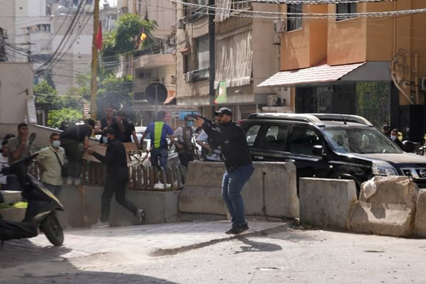 حزب،بيروت،گزارش،لبنان،تيراندازي،وابسته،انفجار،پرونده،شبكه،من ...