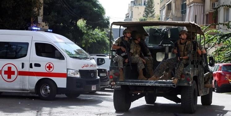 بازداشت 9 نفر در رابطه با حوادث بیروت توسط ارتش لبنان