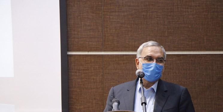 وزیر بهداشت: تاکنون 68 میلیون دُز واکسن تزریق شده است