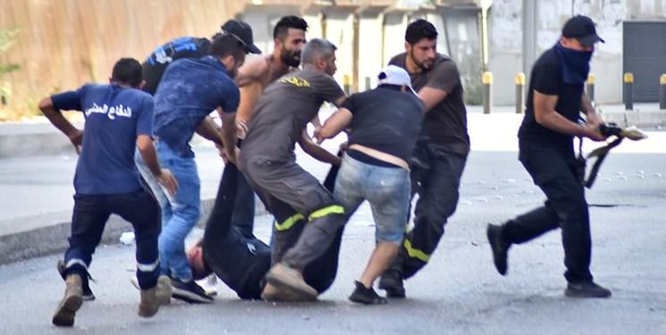 حزبالله و امل، عاملان حملات به تظاهراتکنندگان بیروت را معرفی کردند