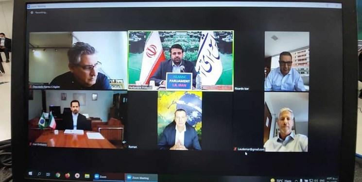 تاکید گروههای دوستی ایران و برزیل بر ارتقای ظرفیتهای تجاری دو کشور