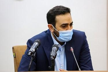 وحید یامینپور معاون جوانان وزارت ورزش و جوانان