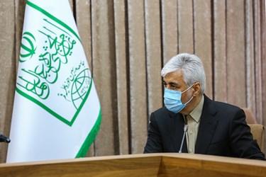 سید حمید سجادی وزیر ورزش و جوانان