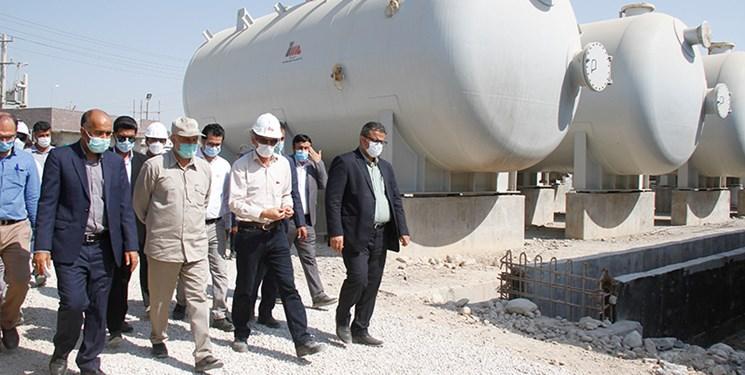 فاز نخست آبشیرینکن بوشهر تا یک ماه آینده درمدار تولید