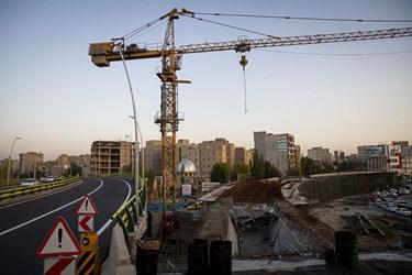 بازگشایی عرشه اصلی پل قدس اردبیل و فازهای دیگر این پل درحال تکمیل
