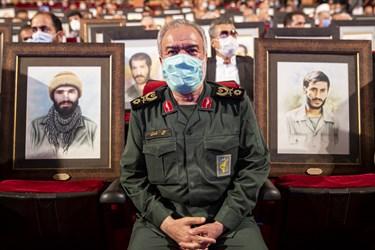 سردار فدوی جانشین فرمانده کل سپاه در ششمین سالگرد شهادت سردار شهید حسین همدانی