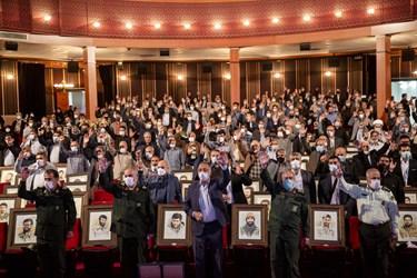 ششمین سالگرد شهادت سردار شهید حسین همدانی