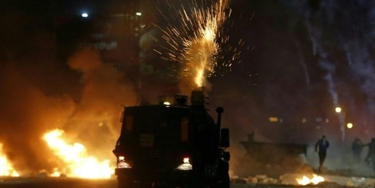 شهادت یک جوان فلسطینی با گلوله صهیونیستها در کرانه باختری
