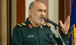 سرلشکر سلامی: نیروی دریایی سپاه به مرز آمادگی رزمی عملیاتی «واکنش سریع» رسیده است