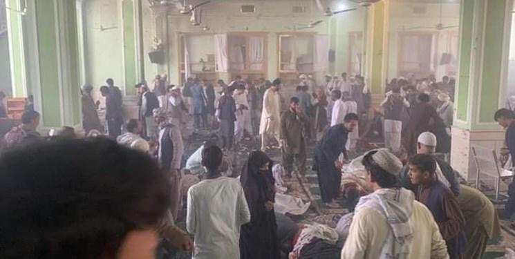 باز هم انفجار مهیب در مسجد شیعیان در افغانستان + فیلم