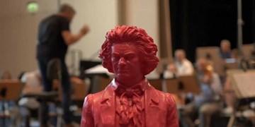 سمفونی بتهوون بعد از دو قرن تکمیل شد!/هوش مصنوعی موسیقیدان شد!