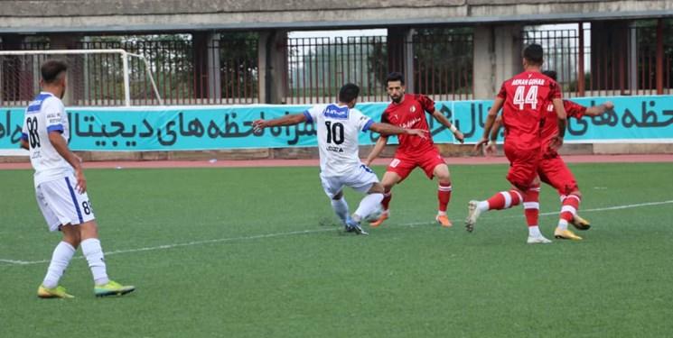 هفته اول لیگ دسته اول فوتبال | پیروزی خیبر مقابل شهرداری آستارا / پیوس از عاشوری شکست خورد