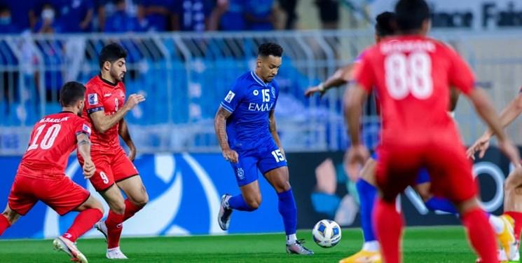 لیگ قهرمانان آسیا| شکست یک نیمه ای پرسپولیس مقابل الهلال