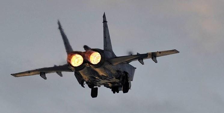 جنگنده میگ روسیه یک بمبافکن آمریکایی را فراری داد