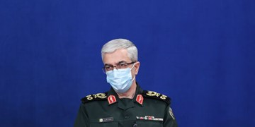 سرلشکر باقری: درباره همکاریهای نظامی دریایی با روسیه توافق کردیم