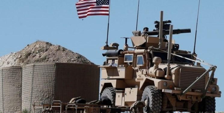 اهالی روستایی در شمال شرق سوریه نظامیان آمریکایی را وادار به عقب نشینی کردند
