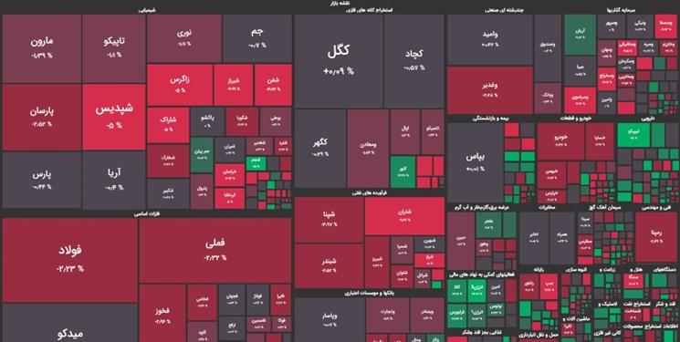 متن و حاشیه بورس در هفته آخر مهر / رشد 316 درصدی ارزش صفهای خرید بازار سرمایه