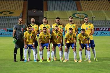 لیگ برتر فوتبال     نفت آبادان ۰ -۱ ذوب آهن