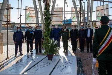 صبحگاه ورزشی دانشگاههای نیروهای مسلح