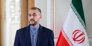 امیرعبداللهیان: مسئولیت امنیت شهروندان افغان و مرزها با همسایگان با هیأت حاکمه سرپرستی در کابل است