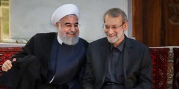 روحانی و لاریجانی در مسیر اتحاد گفتمانی/ چرا اعتدال نمیخواهد جزئی از نظام باشد؟