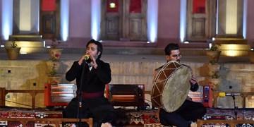 رنگینکمان موسیقی ایران در کرمان درخشید/ ادای احترام به سردار دلها