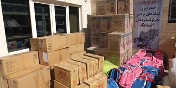 ارسال کمکهای جامعه قرآنی برای زلزلهزدگان اندیکا به ارزش 1 میلیارد تومان
