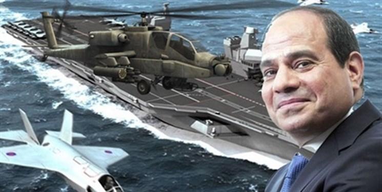 نگرانی تلآویو از اقدام السیسی در تقویت ارتش مصر
