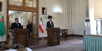 امیرعبداللهیان: توافق ایران و ترکمنستان برای امضای سند جامع همکاریها و ارتقای حجم تبادل تجاری