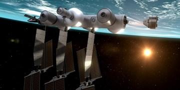 جف بزوس ایستگاه فضایی میسازد