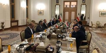 دیدار وزیر خارجه تاجیکستان با امیرعبداللهیان +فیلم