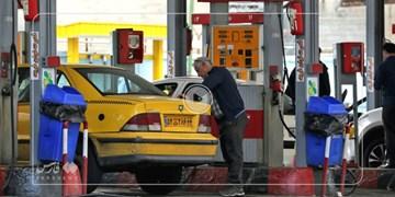 نصف پمپ بنزین های کشور فعال هستند