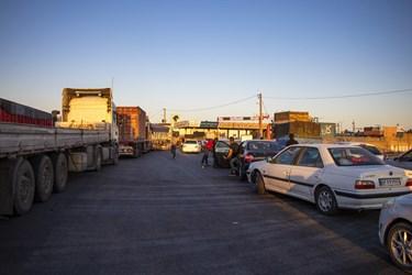 وضع سفید پمپبنزینها در جاده تهران- مشهد