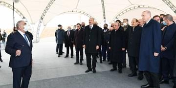 اردوغان خطاب به مقامهای باکو؛ از مرزهای ارمنستان هم آنطرفتر میروید