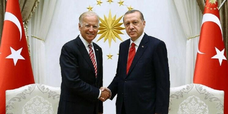 مناقشه اف-۳۵ محور اصلی گفتوگوی اردوغان و بایدن