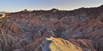 کوههای مینیاتوری «نهبندان»؛ مریخ روی زمین