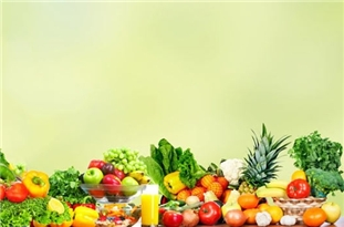 Fruit and Veggies Give You Feel-Good Factor