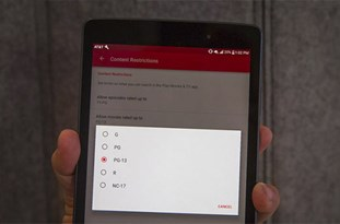 Android Tablet Restrictions Will Make Sure Kids Are All Right