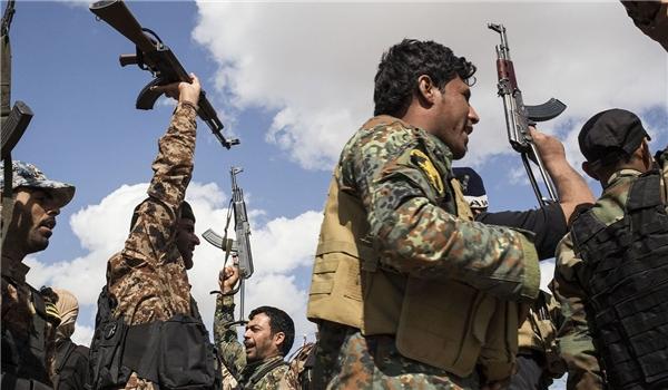 Hashd Al-Shaabi, Iraqi Security Forces Start Anti-ISIL Operations in Najaf, Karbala
